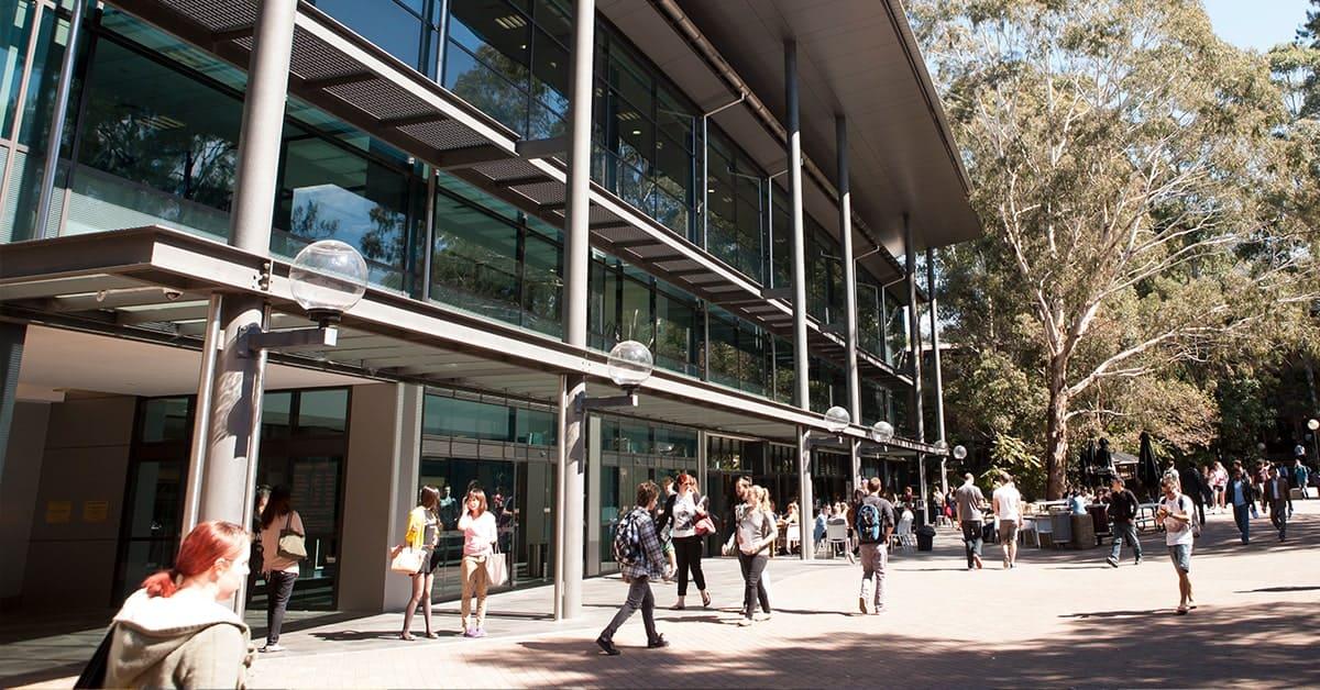Học bổng University Excellence Scholarship từ đại học Wollongong