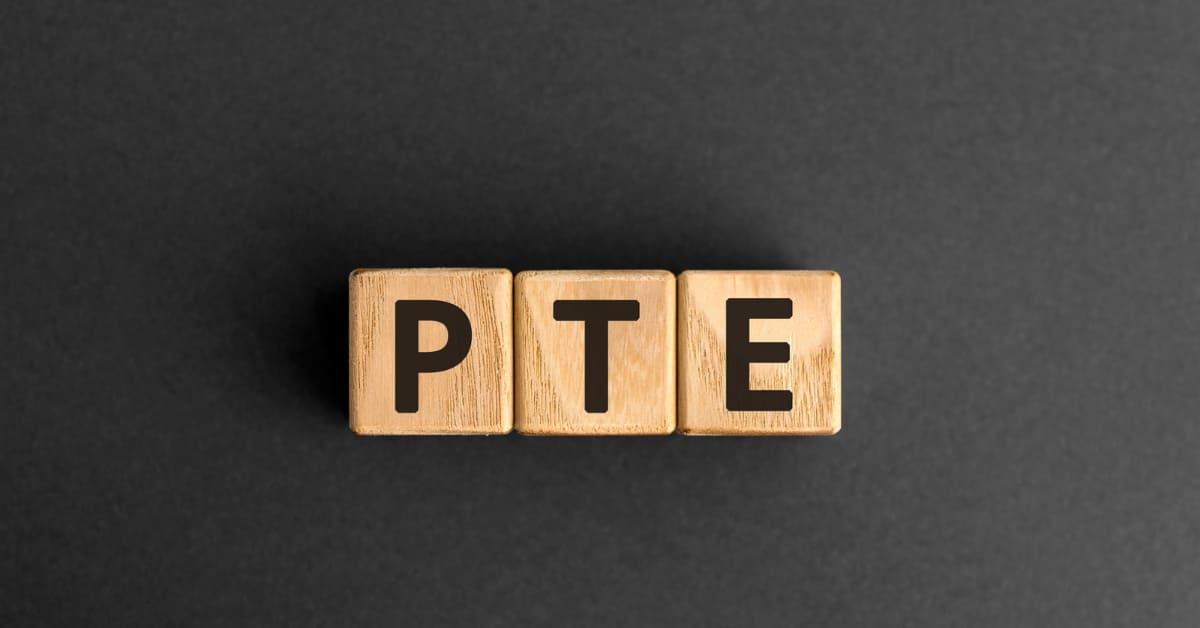 Tổng quan về bài thi PTE