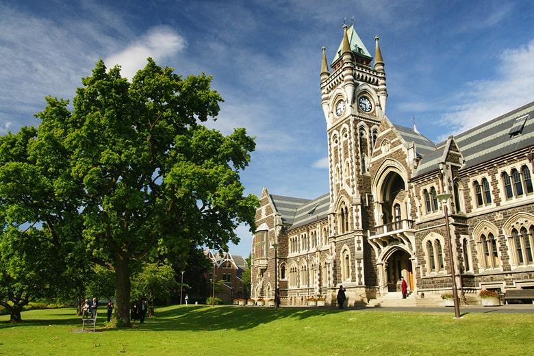 Học bổng du học toàn phần New Zealand của chính phủ
