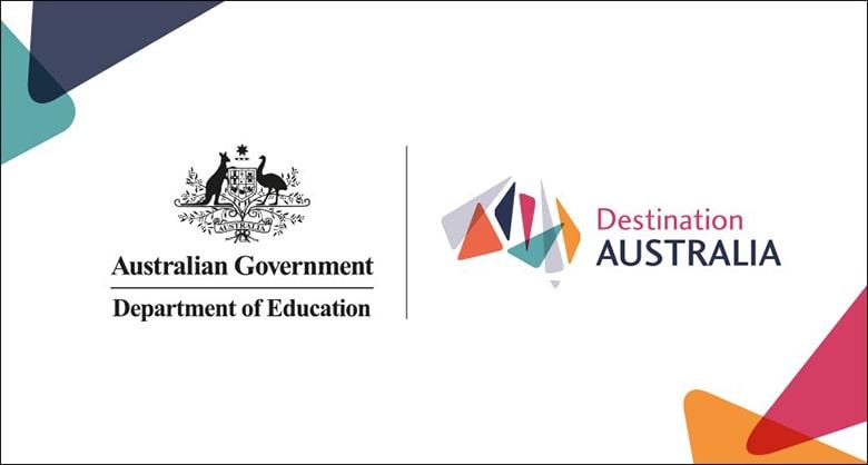 Chương trình học bổng Destination Australia
